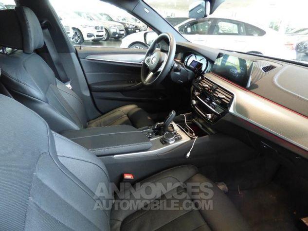 BMW Série 5 Touring 530dA xDrive 265ch M Sport Steptronic Carbonschwarz metallise Occasion - 3