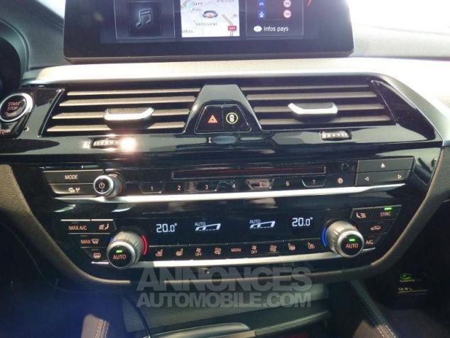 BMW Série 5 Touring 530dA xDrive 265ch M Sport Steptronic Carbonschwarz metallise Occasion - 8