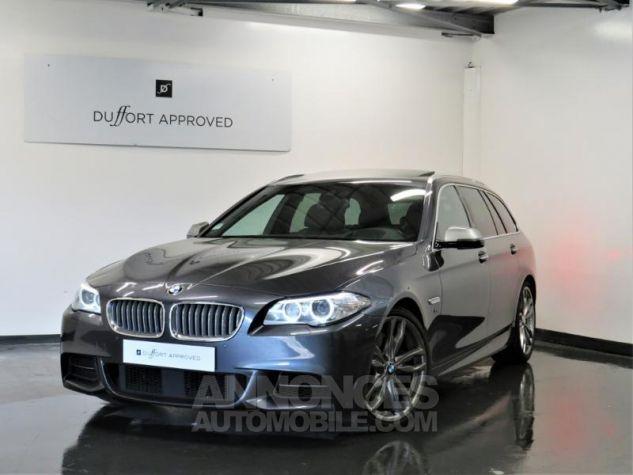 BMW Série 5 Touring M550dA xDrive 381ch Gris Occasion - 0