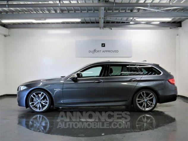 BMW Série 5 Touring M550dA xDrive 381ch Gris Occasion - 1