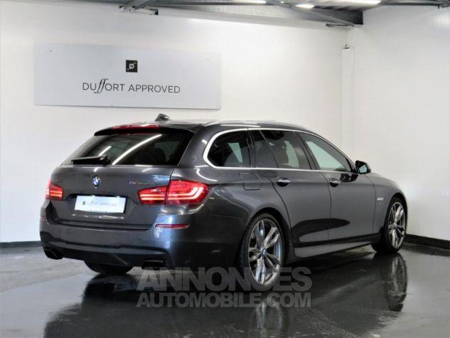 BMW Série 5 Touring M550dA xDrive 381ch Gris Occasion - 2