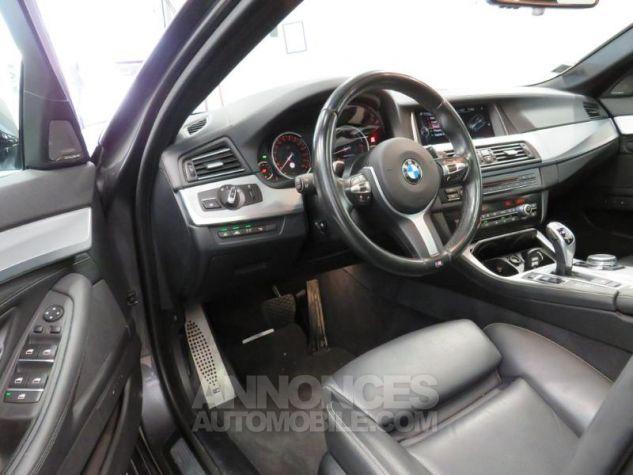 BMW Série 5 Touring M550dA xDrive 381ch Gris Occasion - 19