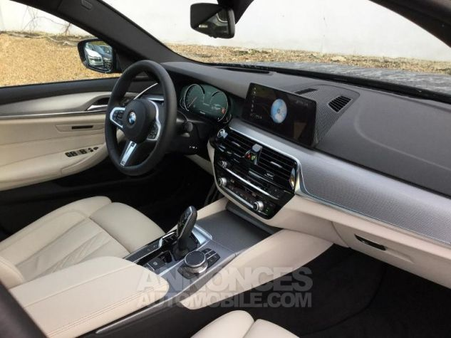 BMW Série 5 Touring M550dA xDrive 400ch Steptronic Sophistograu metallisee Occasion - 2