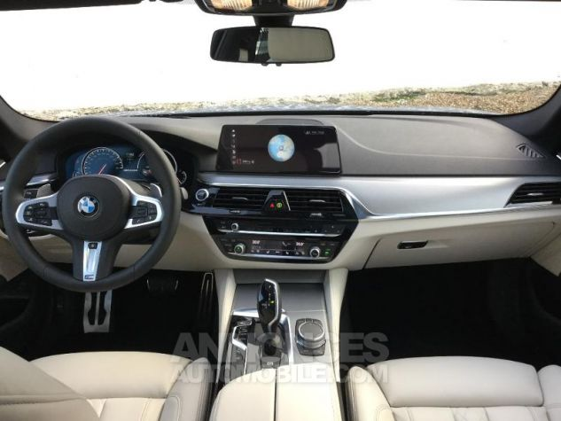 BMW Série 5 Touring M550dA xDrive 400ch Steptronic Sophistograu metallisee Occasion - 3