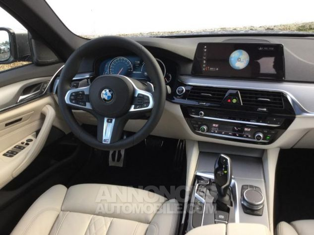 BMW Série 5 Touring M550dA xDrive 400ch Steptronic Sophistograu metallisee Occasion - 4