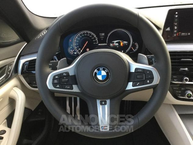BMW Série 5 Touring M550dA xDrive 400ch Steptronic Sophistograu metallisee Occasion - 5