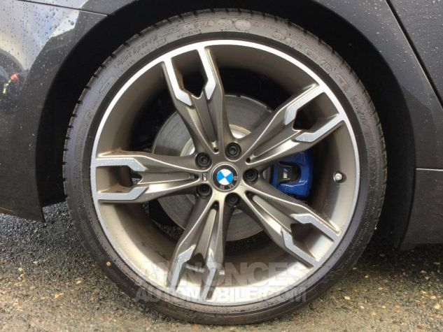 BMW Série 5 Touring M550dA xDrive 400ch Steptronic Sophistograu metallisee Occasion - 14