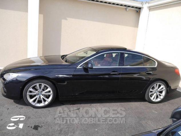 BMW Série 6 640dA 313ch Exclusive Saphirschwarz Occasion - 2