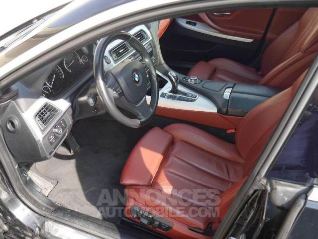 BMW Série 6 640dA 313ch Exclusive Saphirschwarz Occasion - 3