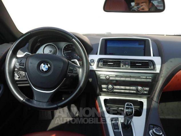 BMW Série 6 640dA 313ch Exclusive Saphirschwarz Occasion - 4