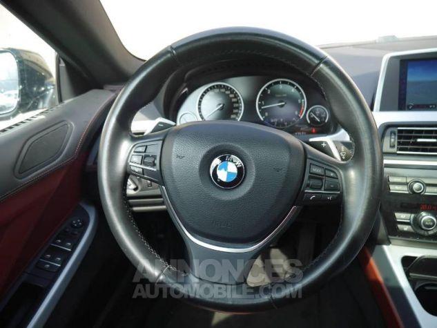 BMW Série 6 640dA 313ch Exclusive Saphirschwarz Occasion - 6