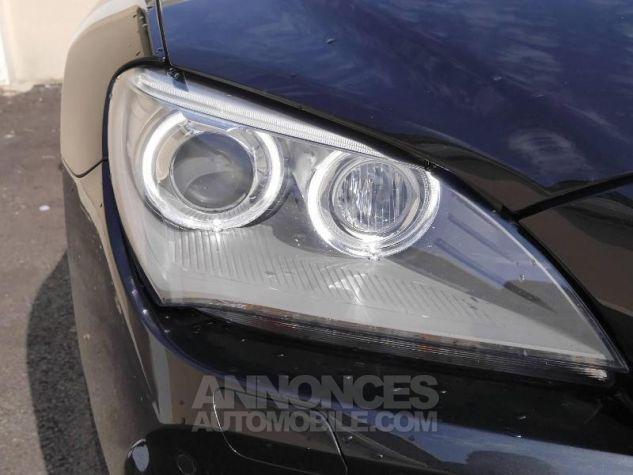 BMW Série 6 640dA 313ch Exclusive Saphirschwarz Occasion - 8