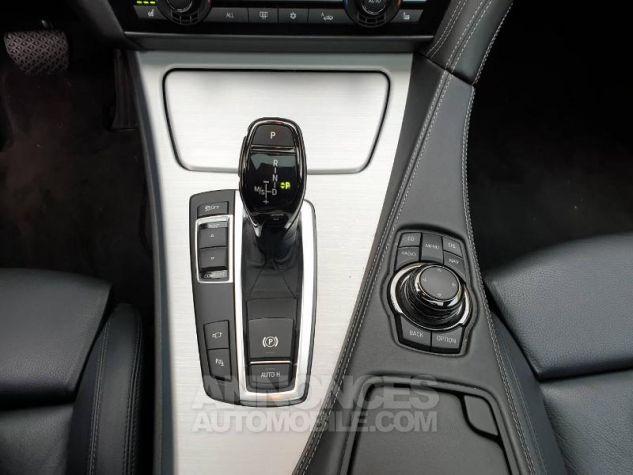 BMW Série 6 640dA 313ch Exclusive Saphirschwarz Occasion - 9