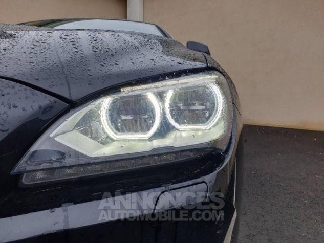 BMW Série 6 640dA 313ch Exclusive Saphirschwarz Occasion - 11