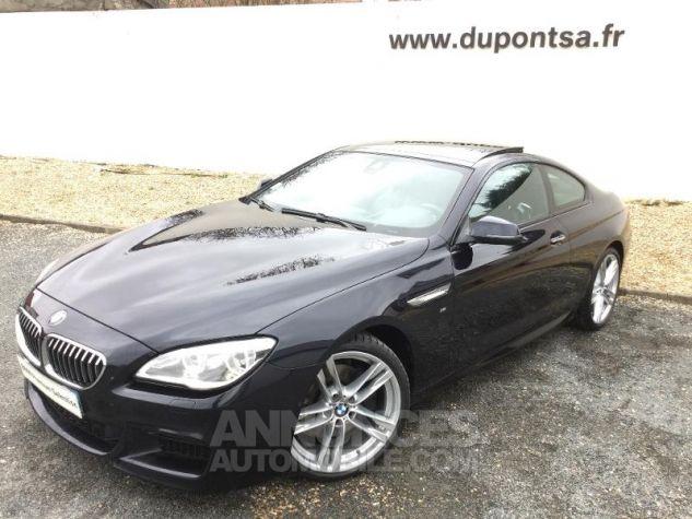 BMW Série 6 640dA xDrive 313ch M Sport NOIR Occasion - 0