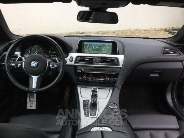 BMW Série 6 640dA xDrive 313ch M Sport NOIR Occasion - 3