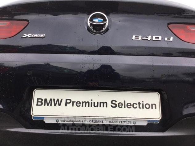 BMW Série 6 640dA xDrive 313ch M Sport NOIR Occasion - 6