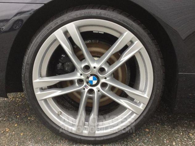 BMW Série 6 640dA xDrive 313ch M Sport NOIR Occasion - 7