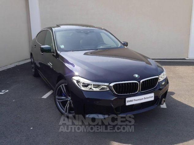 BMW Série 6 640i xDrive 340ch M Sport Carbonschwarz Occasion - 0