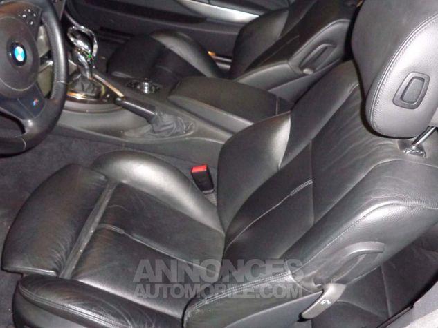 BMW Série 6 E63 635 DA 286 PACK LUXE gris clair metal Occasion - 5