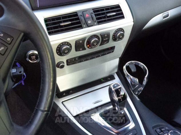 BMW Série 6 E63 635 DA 286 PACK LUXE gris clair metal Occasion - 8