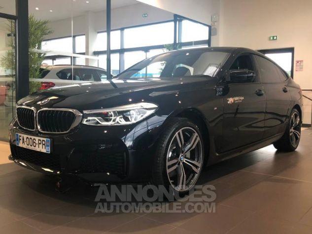 BMW Série 6 Gran Coupe 620d xDrive 190ch M Sport Euro6d-T Carbonschwarz metallise Occasion - 0