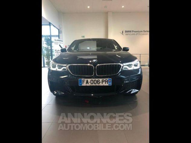 BMW Série 6 Gran Coupe 620d xDrive 190ch M Sport Euro6d-T Carbonschwarz metallise Occasion - 1