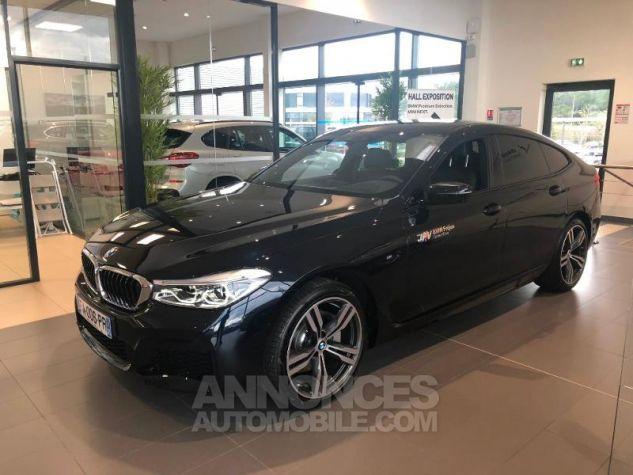 BMW Série 6 Gran Coupe 620d xDrive 190ch M Sport Euro6d-T Carbonschwarz metallise Occasion - 2