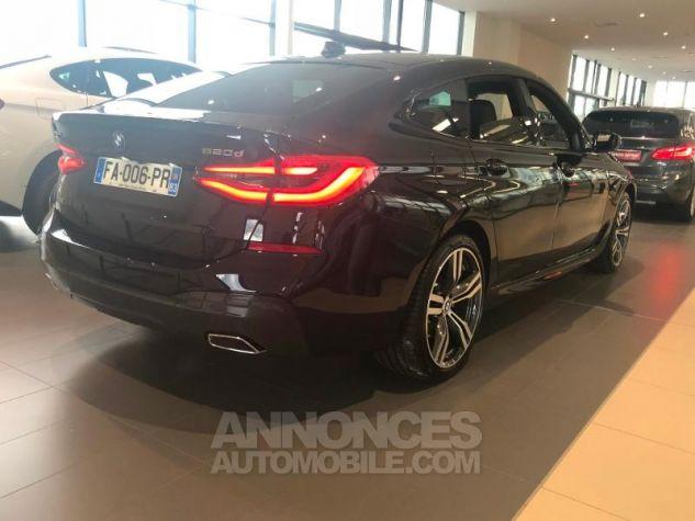 BMW Série 6 Gran Coupe 620d xDrive 190ch M Sport Euro6d-T Carbonschwarz metallise Occasion - 3