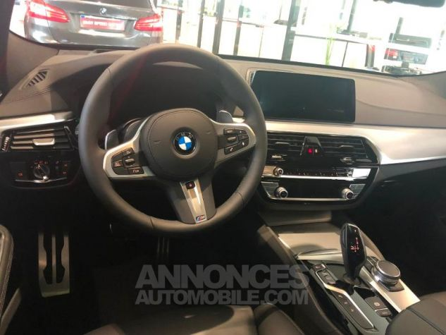 BMW Série 6 Gran Coupe 620d xDrive 190ch M Sport Euro6d-T Carbonschwarz metallise Occasion - 5