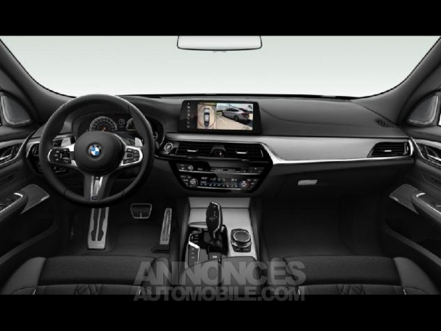 BMW Série 6 Gran Coupe 630d xDrive 265ch M Sport Sophistograu metallise Occasion - 3
