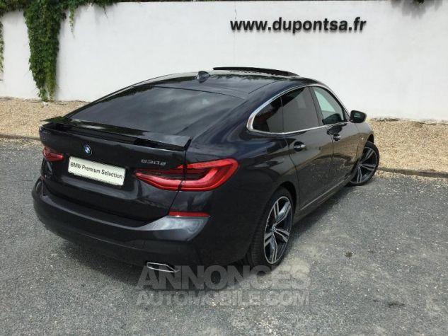 BMW Série 6 Gran Coupe 630d xDrive 265ch M Sport Sophistograu metallisee Occasion - 1
