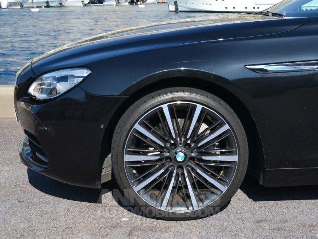 BMW Série 6 Gran Coupe 640dA xDrive 313ch Exclusive Saphirschwarz Metallise Occasion - 6