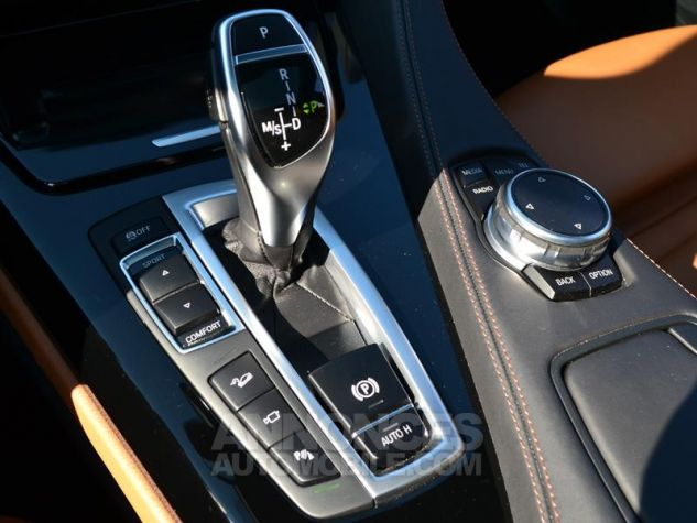 BMW Série 6 Gran Coupe 640dA xDrive 313ch Exclusive Saphirschwarz Metallise Occasion - 15