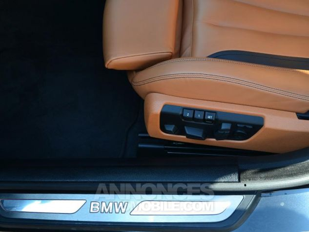 BMW Série 6 Gran Coupe 640dA xDrive 313ch Exclusive Saphirschwarz Metallise Occasion - 17