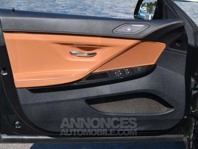 BMW Série 6 Gran Coupe 640dA xDrive 313ch Exclusive Saphirschwarz Metallise Occasion - 18
