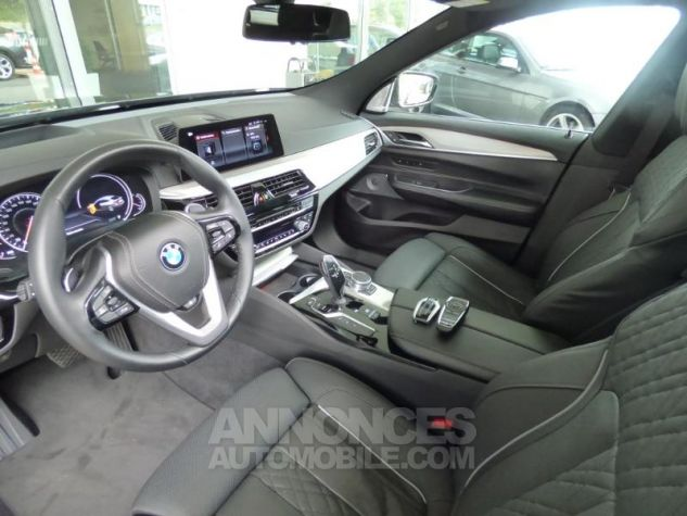 BMW Série 6 Gran Coupe Serie Turismo 630d xDrive 265ch Luxury Sophistograu Metal Occasion - 2