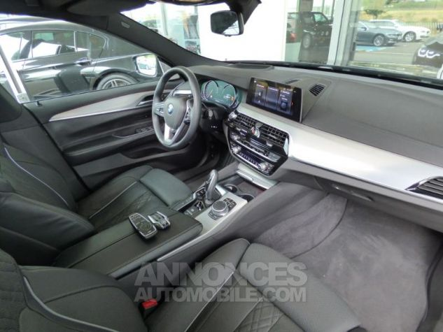 BMW Série 6 Gran Coupe Serie Turismo 630d xDrive 265ch Luxury Sophistograu Metal Occasion - 5