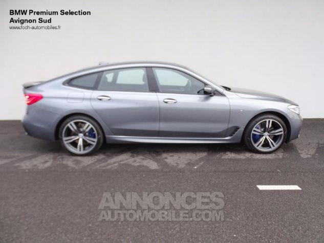 BMW Série 6 Gran Coupe Turismo 630d xDrive 265ch M Sport Bluestone  metallise Neuf - 9