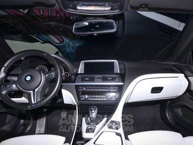 BMW Série 6 M6 (F12) CABRIOLET 560 DKG7 BLEU METAL  Occasion - 11