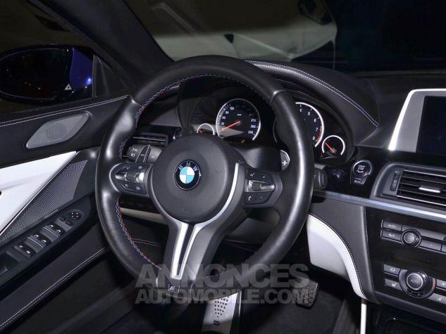 BMW Série 6 M6 (F12) CABRIOLET 560 DKG7 BLEU METAL  Occasion - 12