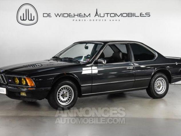 BMW Série 6 serie 628 CSI E24 BVA Gris Fonce Occasion - 0