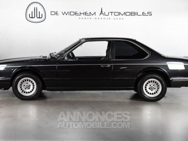 BMW Série 6 serie 628 CSI E24 BVA Gris Fonce Occasion - 1