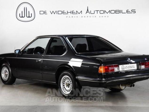 BMW Série 6 serie 628 CSI E24 BVA Gris Fonce Occasion - 2