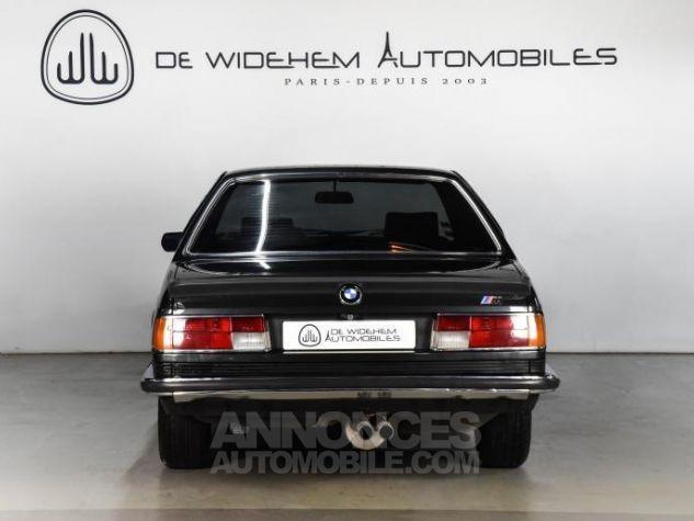 BMW Série 6 serie 628 CSI E24 BVA Gris Fonce Occasion - 4