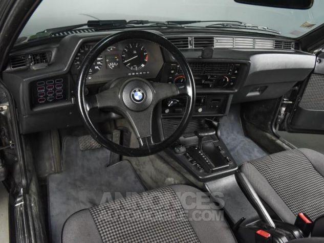 BMW Série 6 serie 628 CSI E24 BVA Gris Fonce Occasion - 5