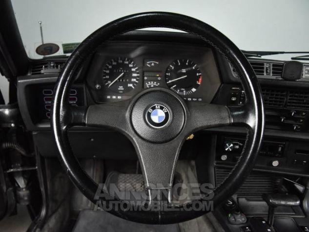 BMW Série 6 serie 628 CSI E24 BVA Gris Fonce Occasion - 9