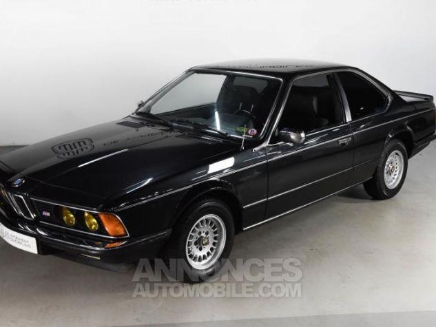 BMW Série 6 serie 628 CSI E24 BVA Gris Fonce Occasion - 19