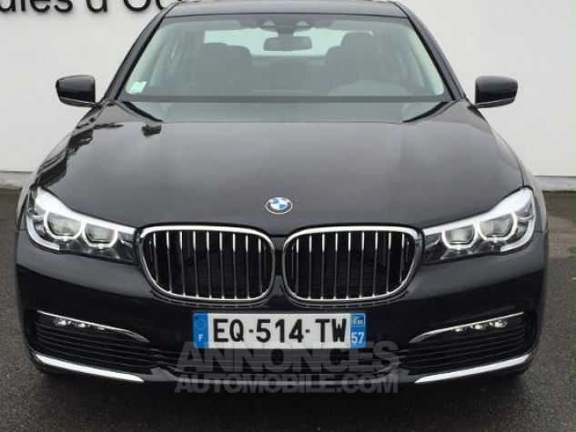 BMW Série 7 231ch Berline SAPHIRSCHWARZ Occasion - 3