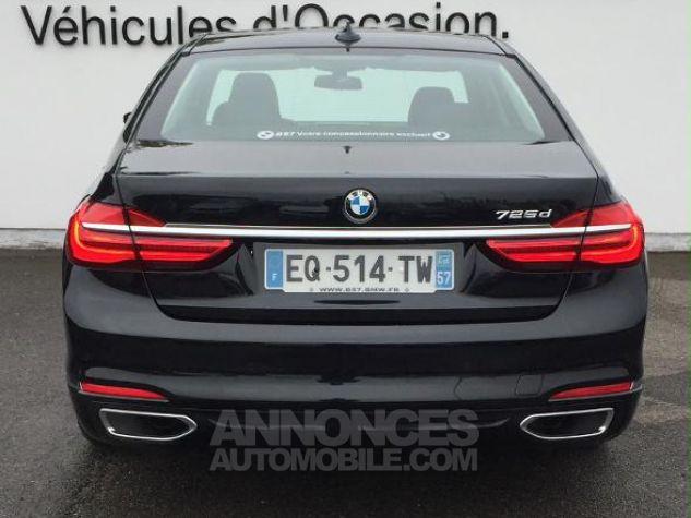BMW Série 7 231ch Berline SAPHIRSCHWARZ Occasion - 4